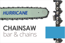 Chainsaw Bars and Chains