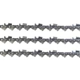 "3x Chains Semi Chisel 325 058 66DL 16"" Bar for Select Partner Chainsaws"
