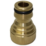 Brass Male Garden Hose Fitting for Jono & Johno Water Troughs