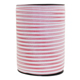 800m Roll Polytape for Electric Fence Fencing Kit Stainless Steel Wire Poly Tape