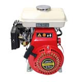 "2.5hp Petrol Engine 4 Stroke Stationary Motor 5/8"" 15.8mm shaft Horizontal"