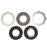 Clutch Plate Kit for Honda GX160 5.5HP GX200 6.5HP GX270 9HP Engine