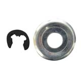 Washer and E-Clip for Stihl 024 026 MS240 MS260 Chainsaws