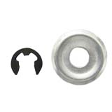 E-Clip and Washer for Stihl Sprocket for 017 MS170 018 MS180 MS181 019 MS190