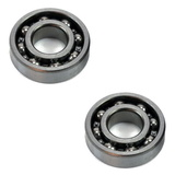 Pair of Crankshaft Bearings for Stihl MS210 MS230 MS250 021 023 025 Chainsaws