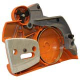 Sprocket Clutch Cover Assembly for Husqvarna 340 345 346 350 353 357 359 Chainsaw