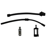 Fuel and Oil Hose and Filter Kit for Baumr-Ag SX62 62cc Chainsaw Chain Saw