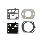 Carburettor Carby Carb Repair Kit for Baumr-Ag SX72 72cc Chainsaw Chain Saw