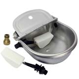 Automatic Water Trough Stainless Steel Sheep Horse Dog Chicken Cow Auto Fill