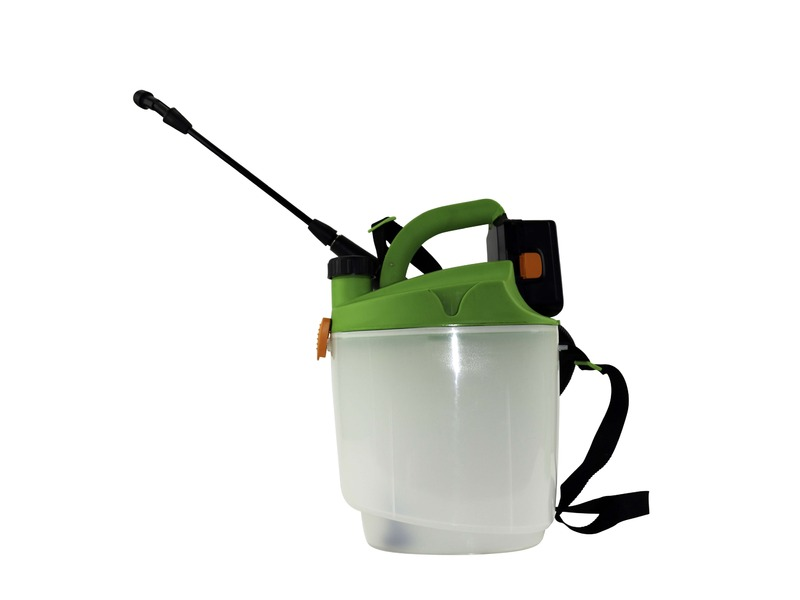 5l Rechargeable Weed Sprayer Electric Garden Spray Battery Powered