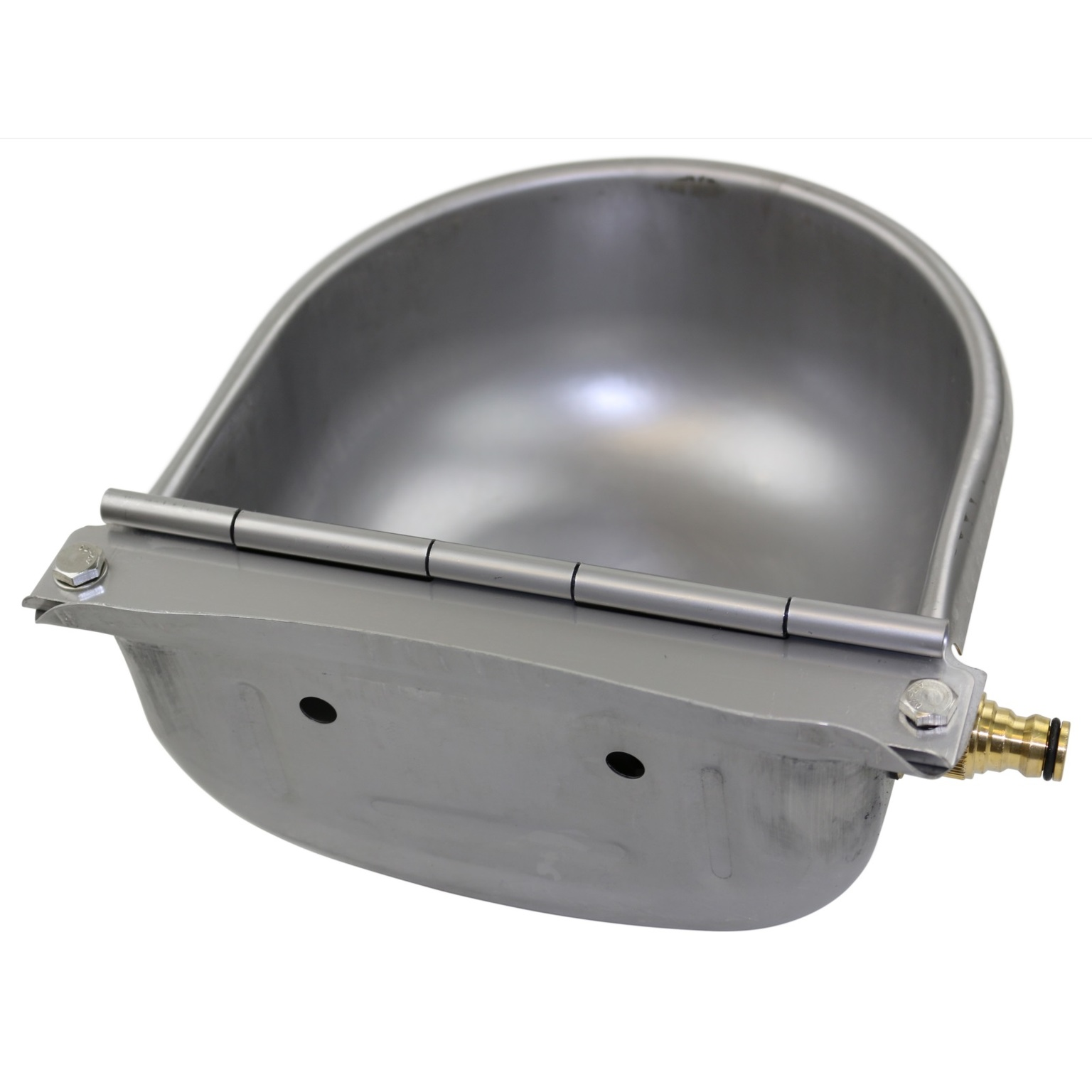 automatic water trough stainless cat horse pig cattle bird animal