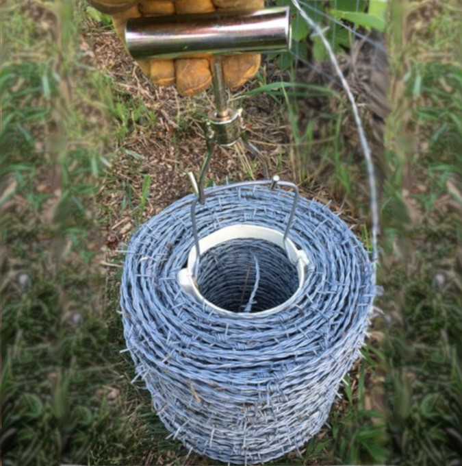 Barbed Fence Wire Roll Carrier