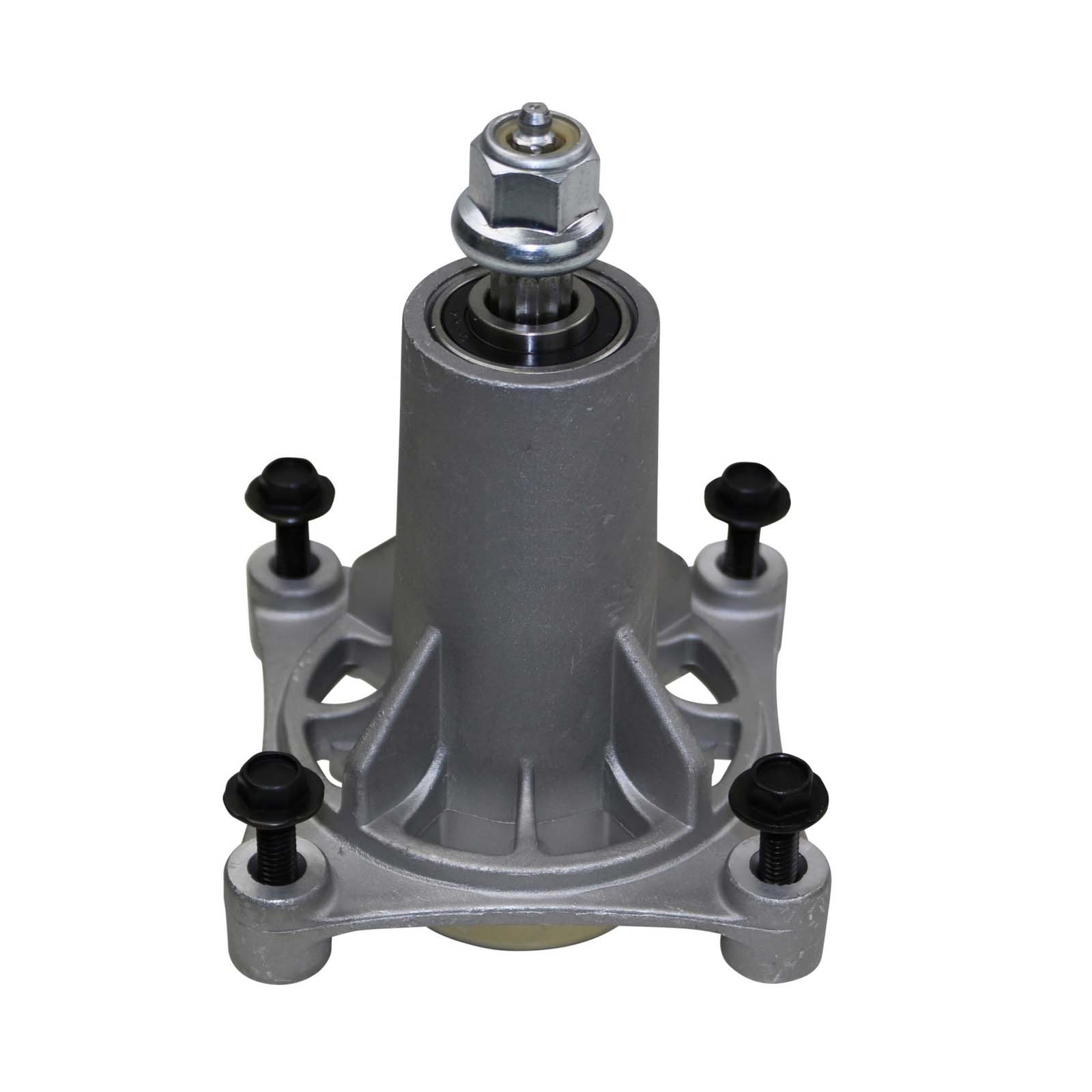 4 Bolt Spindle Assembly for Select Husqvarna & Craftsman Ride On Mowers