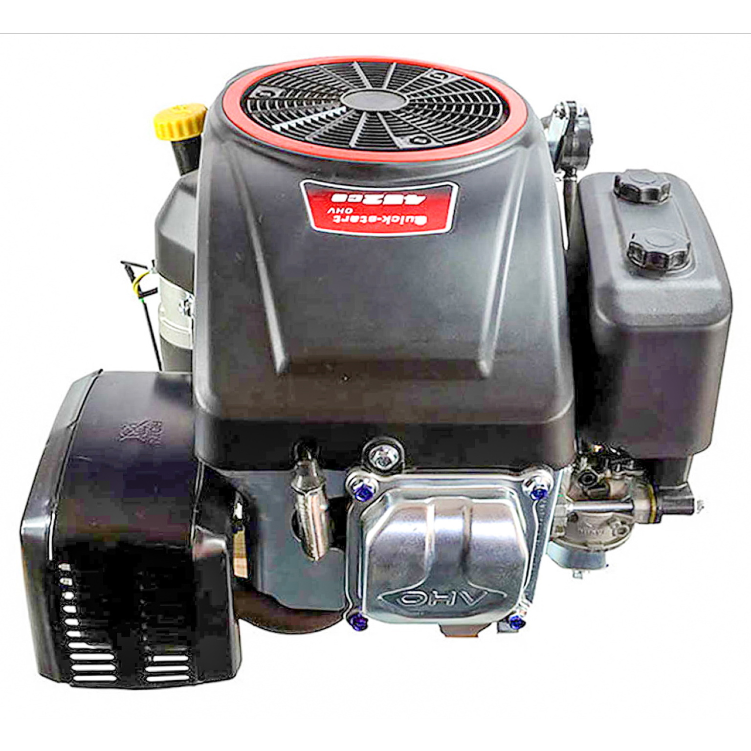452cc vertical shaft mower engine briggs stratton honda for Briggs and stratton outboard motor dealers