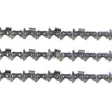 "3x Chainsaw Chains Semi 325 058 64DL 15"" Bar for Husqvarna 55 350 359 445 450"