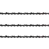 "3x Chainsaw Chains Semi 3/8 063 84DL for 24"" Baumr-Ag SX72 72cc Saw"