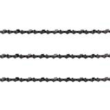 "3x Chainsaw Semi Chisel Chains 3/8LP 050 52DL for Homelite 14"" HCS1835T Electric"