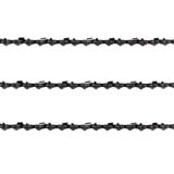 3x Chainsaw Semi Chisel Chain 3/8LP 050 45DL for Husqvarna 136 141 142 236 T435