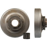 "Chainsaw 3/8"" Rim Sprocket Kit for Poulan 360 361 400 401 450 451"