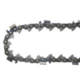 1x Chainsaw Chain 404 063 83DL Full Chisel Skip Tooth
