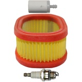 Chainsaw Service Kit Air + Fuel Filter Spark Plug For Perla Barb 84cc PBV1