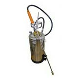 Stainless Steel Sprayer 8L Industrial Termite Cockroaches Roach Ants Spiders Bug