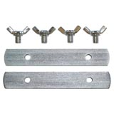 Rail Connector Kit for Chainsaw Milling Attachment Mill Slabbing Ripping Sawmill