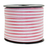 400m Roll Polytape for Electric Fence Fencing Kit Stainless Steel Wire Poly Tape