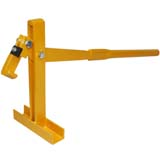 Fence Post Lifter Puller Star Picket Fencing Steel Pole Remover Farming Tool