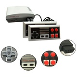 620 Mini Video Game System NES Console Classic Retro Gaming 2 controllers