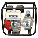 "6.5HP Water Transfer Pump 4 Stroke Petrol 50mm 2"" High Volume 35,000L/HR"