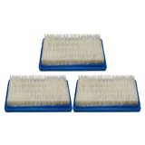 3x Side Mount Air Filter Cleaner for Honda GXV140 17211-ZG9-M00