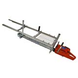 "Milling Slabbing Kit 84cc Chainsaw 42"" Bar 3/8 Full Chisel Ripping Chain"