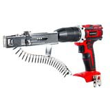 MATRIX 20V X-ONE Cordless 2 in 1 Auto Feed Screwdriver Magazine Drill Skin Only