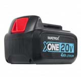 MATRIX 20V X-ONE Lithium-ion 4.0Ah Battery Only