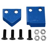 Blade Kit for 100mm x 100cm Earth Auger Borer For Perla Barb Post Hole Digger