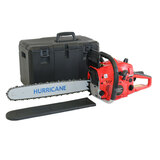 "61.5cc Perla Barb V2 Chainsaw With Easy Start 20"" Bar and Chain With Carry Case"
