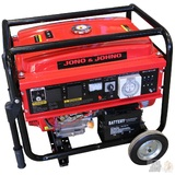 16HP 7.2KW Petrol Generator Single Phase 240v + 3 Phase 415v - Electric Start