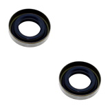 2x Oil Seals for Husqvarna 61 66 266 268 272 Chainsaws