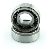 Pair of Crankshaft Ball Bearing For Stihl MS340 MS360 MS361 MS440 MS460 Chainsaw
