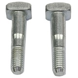 2x Bar Studs Collar Screw Replacement for NEW model Baumr Ag SX82 82cc Chainsaw
