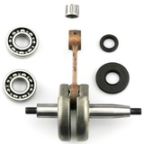 Bottom End Kit - Crankshaft Bearings Oil Seals for Lumik LMK CS82 Chainsaw 82cc