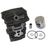 Piston & Cylinder Assembly Kit for Stihl MS211 Chainsaw 38MM Rebuild