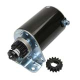 Briggs and Stratton Starter Motor for 5 to 16HP Models for Ride on Mower Engine