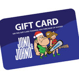 Jono & Johno Christmas $10 E-Gift Card Voucher