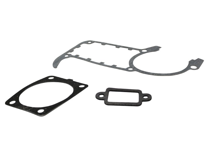 Crankcase Cylinder Muffler Gasket set kit for Stihl MS341 MS361 Chainsaw
